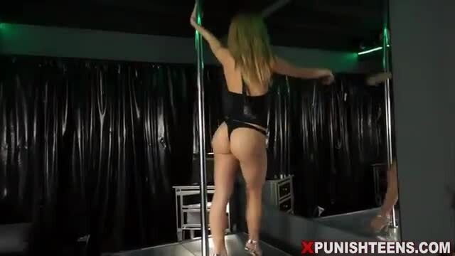 She loves when her master punish fucks her doggystyle