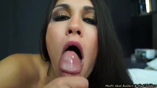 In Jade Indica's mouth- POV