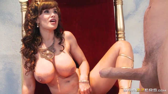 Lisa Ann, the goddess of the giant cocks