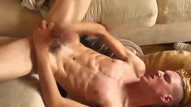 Jerking off all alone