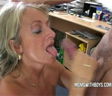 Old woman anal sex final