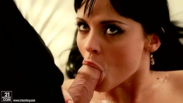 Anastasia Brill in an exceptional anal scene