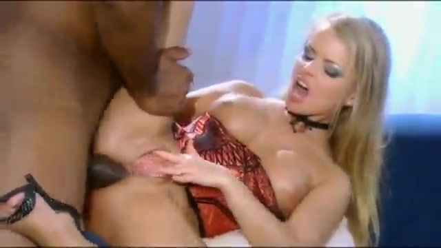 Interracial anal blondes #13