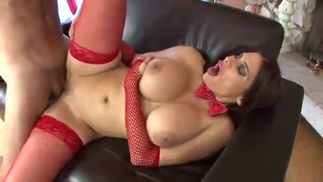 A Christmas whore spreads her joy with a yuletide fuck