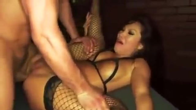 Nice and hard for the little Chinese girl