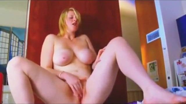 Busty Blonde Teen Girlfriend