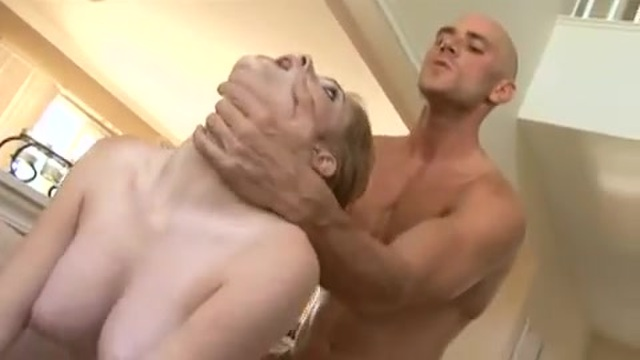 A sweet young redhead gets a good fucking for cash