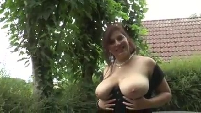 Farmers look for a fat busty woman to have a foursome