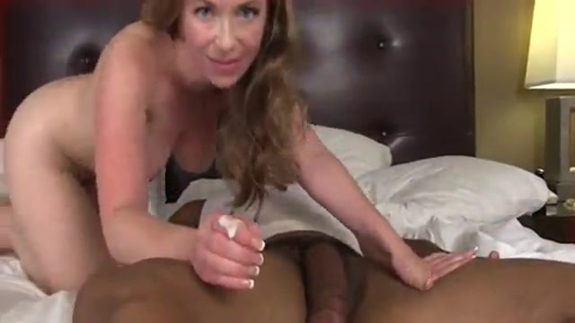 Milking big dicks