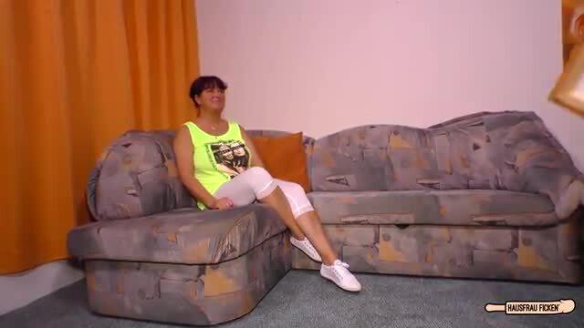 BBW Couch ficken