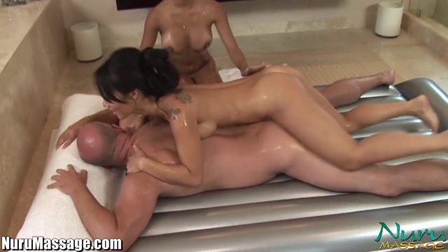 Mouth massage with Asa Akira