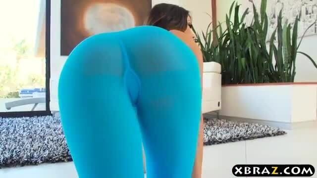 Sexy ass Adriana Chechik big dick anal doggystyle drilling