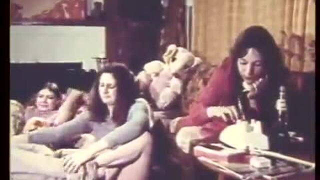 70s orgy at home
