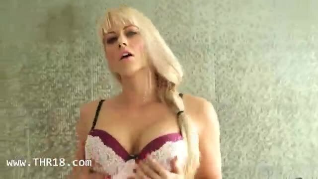Deepthroating at a porno audition
