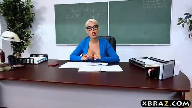 Teacher Fucks Student Mom