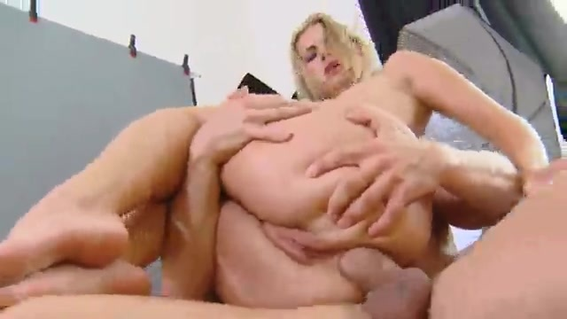 Young blonde gets her ass destroyed at an audition