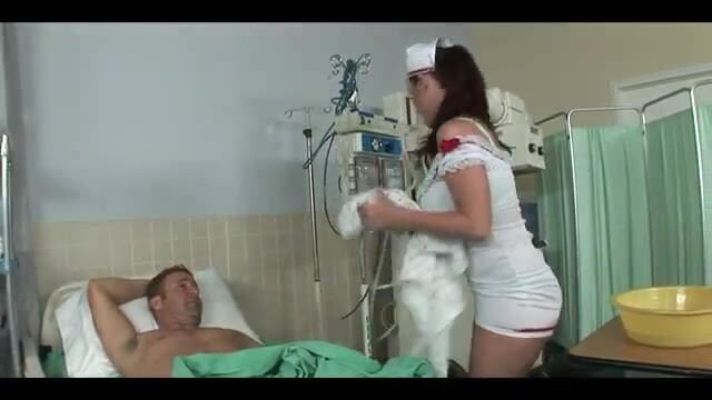 Sophie Dee is a really horny nurse