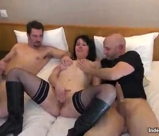 Multiple orgasm fucking machine