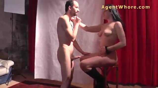 her very first porn audition
