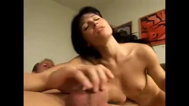 Rebeca Linares and her anal passion