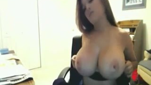 Young, beautiful, busty amateur